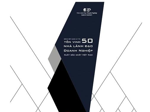 """""""50 Nhà Lãnh Đạo Doanh Nghiệp"""" mở rộng đối tượng xét giải"""