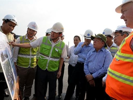 Sẽ quy hoạch kiến trúc cao tốc TP.HCM - Long Thành - Dầu Giây