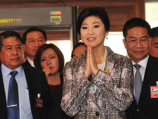 Cựu Thủ tướng Thái Lan Yingluck có thể bị khởi tố hình sự
