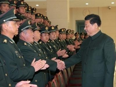 Trung Quốc tự nhận đang đối mặt nguy cơ an ninh 'chưa từng có'