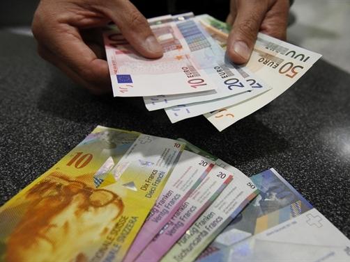 Thụy Sĩ sẵn sàng can thiệp vào thị trường tiền tệ