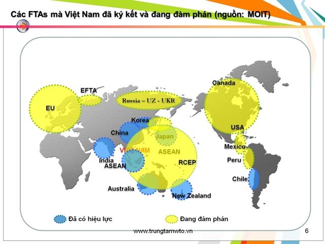 Việt Nam có lợi thế nhất trong Asean trong quá trình hội nhập