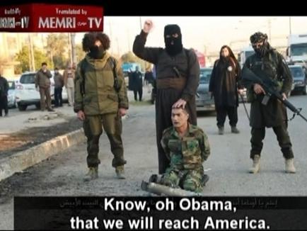 IS đe dọa trực tiếp Tổng thống Mỹ Obama