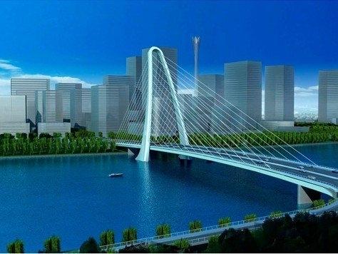 Chấp thuận xây cầu Thủ Thiêm 2 theo hình thức BT