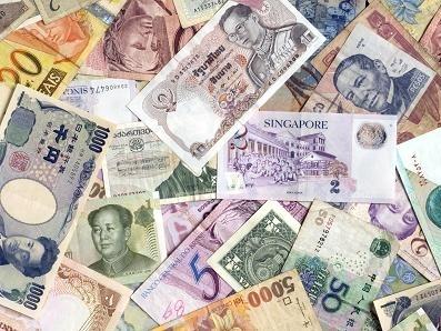 Tiền tệ châu Á giảm tháng thứ 5 liên tiếp