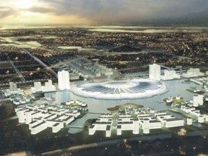Chuyển Trung tâm Hội chợ triển lãm quốc gia sang Nhật Tân
