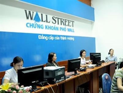 Đẩy mạnh tự doanh, WSS quý IV/2014 lãi hơn 33 tỷ đồng