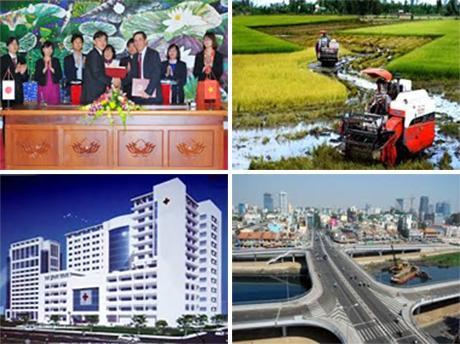 Việt Nam đã được cam kết tài trợ 78 tỷ USD giai đoạn 1993 - 2013
