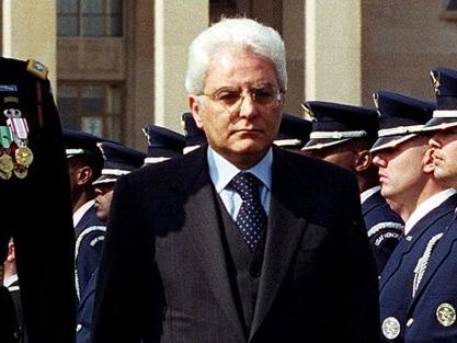 Ông Sergio Mattarella trở thành tân Tổng thống Italy