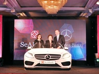 SeABank và Mercedes - Benz ký thỏa thuận hợp tác chiến lược