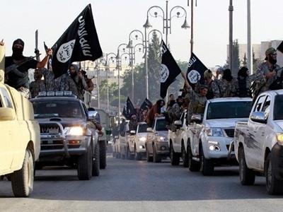 IS tung hình ảnh chặt đầu ba người Iraq