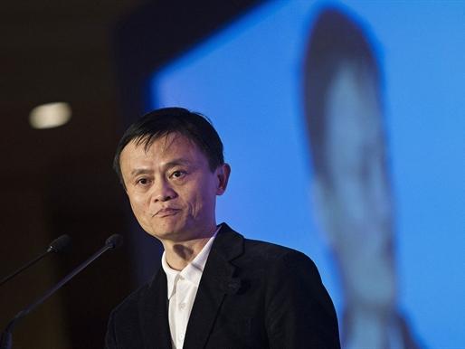 Jack Ma giành lại