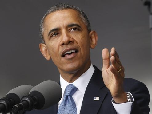 Ông Obama: Trung Quốc không nên bắt nạt các nước láng giềng