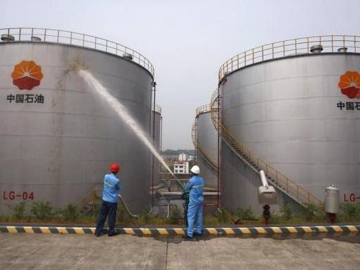 Trung Quốc duy trì dự trữ 200 triệu thùng dầu kể cả khi giá tăng