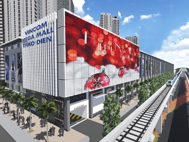 Vingroup sắp vận hành thêm 25 trung tâm thương mại