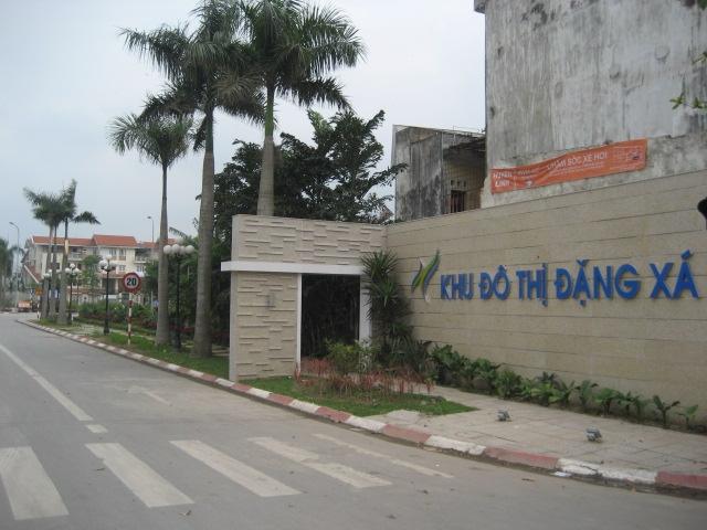 Thêm gần 1.500 căn hộ tại Khu đô thị Đặng Xá Hà Nội