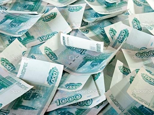 Khối ngân hàng Nga có thể mất trắng 1 nghìn tỷ ruble trong năm 2015