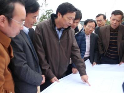 Quảng Ninh: Đẩy nhanh GPMB kịp khởi công sân bay, casino Vân Đồn trong tháng 4