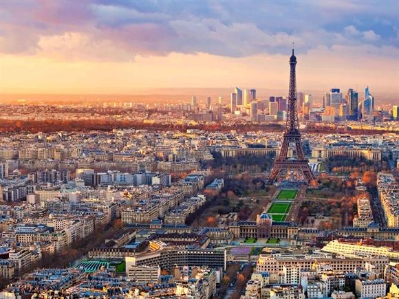 Bất động sản châu Âu sôi động trở lại, Paris hút đầu tư