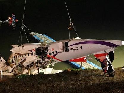 Tình tiết mới về nguyên nhân rơi máy bay TransAsia