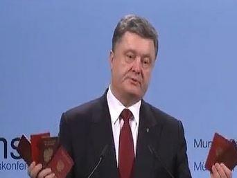 Tổng thống Ukraine công bố 'bằng chứng' tố Nga tham chiến