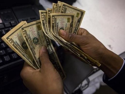 USD lên cao nhất 1 tháng so với yên
