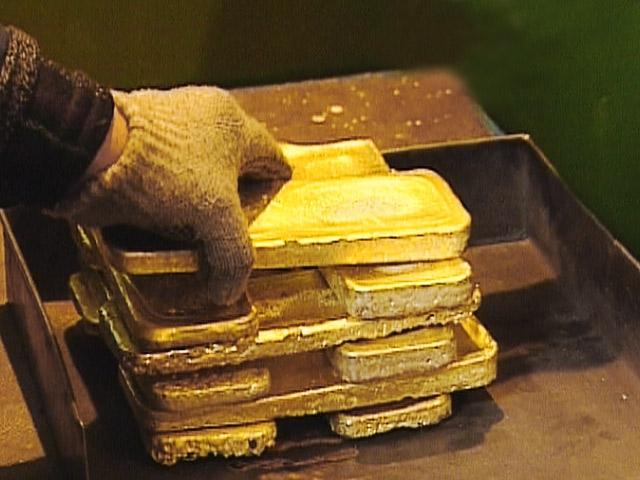 Ngành khai mỏ vàng Nga ăn lên làm ra nhờ rúp mất giá