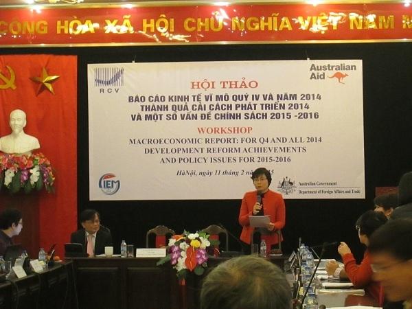 TS Nguyễn Đình Cung: Có thể EVN phá sản thì ngành điện Việt Nam mới phát triển