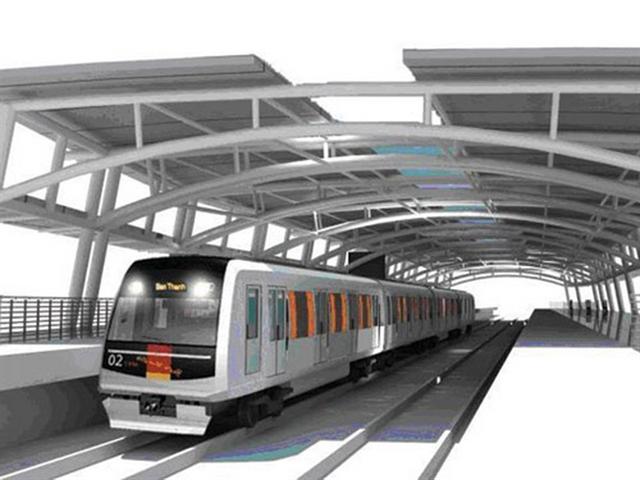 Việt Nam vay 4,2 triệu USD làm dự án Metro tại Hà Nội