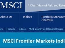 MSCI Frontier Markets không thêm bớt cổ phiếu nào