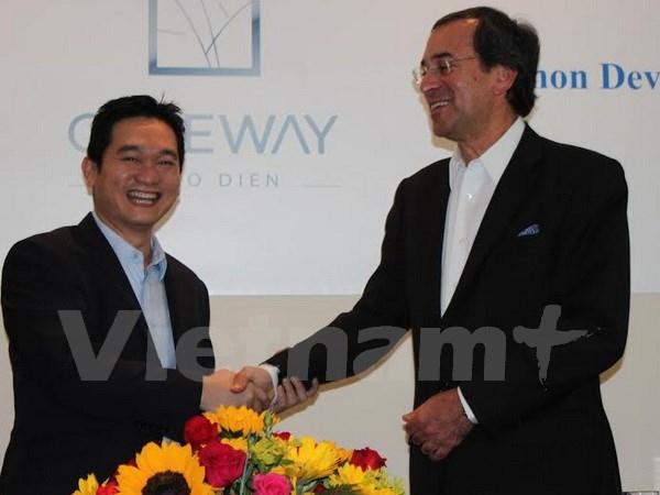 Tập đoàn bất động sản Anh hợp tác xây Gateway Thảo Điền