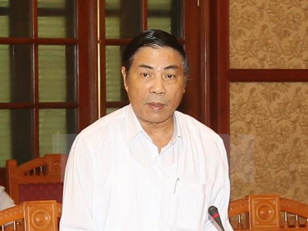Ngày 16/2: Tổ chức nghi thức cấp cao lễ tang ông Nguyễn Bá Thanh