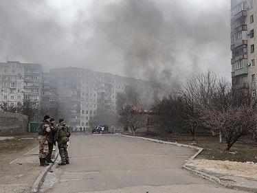 Ukraine tố pháo kích vẫn tiếp diễn bất chấp lệnh ngừng bắn