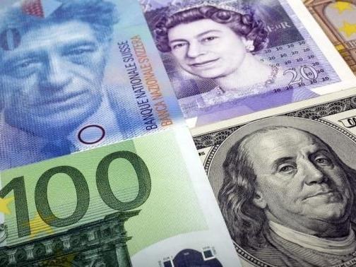 USD giảm mạnh, euro lên cao nhất 1 tuần