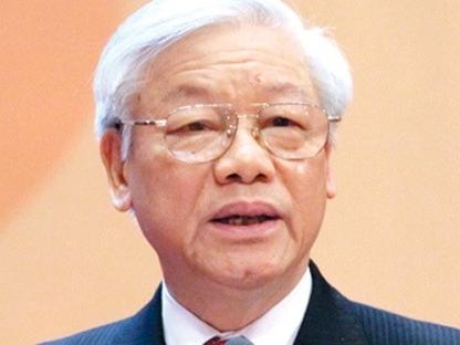 Mỹ mời Tổng bí thư Nguyễn Phú Trọng sang thăm năm nay