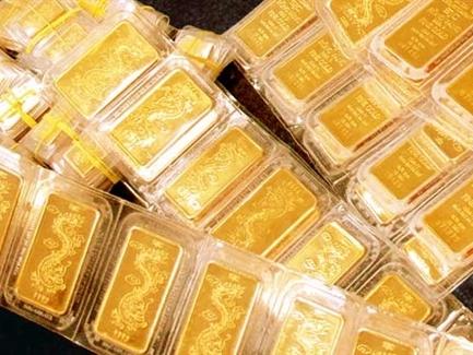 Thị trường vàng mở cửa mồng 6 tháng Giêng