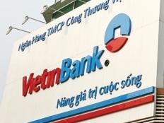 VietinBank năm 2014 lãi sau thuế 5.727 tỷ đồng, giảm 1,4% so với năm trước