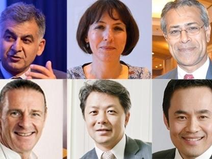 Bàn tròn Ất Mùi: Việt Nam 2015 trong mắt nhà tài chính