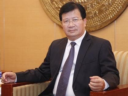 Bộ trưởng Trịnh Đình Dũng chúc ước mơ có nhà trở thành hiện thực
