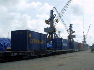 33.363 tỷ xây đường sắt vào cảng cửa ngõ Hải Phòng