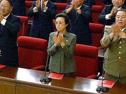 Cô của Kim Jong-un còn sống