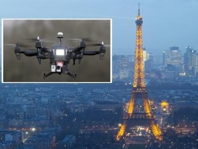 """Pháp """"mất ngủ"""" vì máy bay không người lái bí ẩn"""