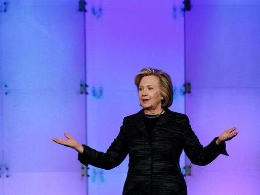 Bà Hillary Clinton tuyên bố ra tranh cử Tổng thống Mỹ