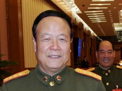 Hàng loạt tướng Trung Quốc mới thăng chức bị điều tra