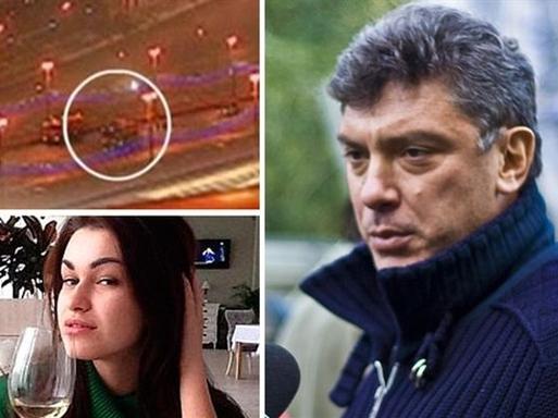 Vụ ám sát ông Nemtsov qua lời kể của nhân tình người Ukraine