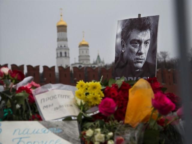 Bất thường camera hiện trường vụ ám sát ông Nemtsov