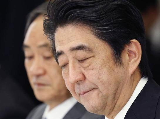 Đảng của Thủ tướng Nhật Abe vướng bê bối tài chính