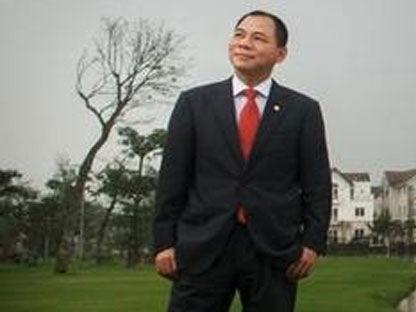 Ông Phạm Nhật Vượng rớt hạng danh sách tỷ phú của Forbes