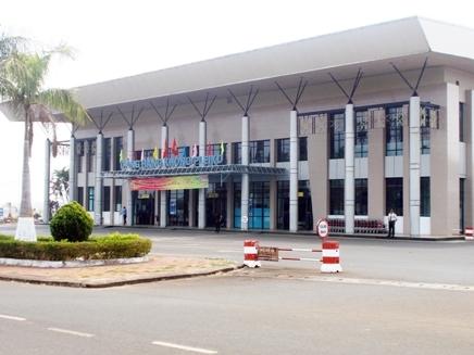 Đóng cửa sân bay Pleiku để sửa chữa