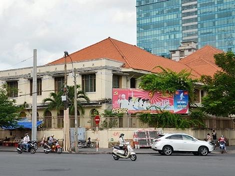 Nhà đầu tư ngoại trả lại dự án ở khu đất 'vàng' TP HCM